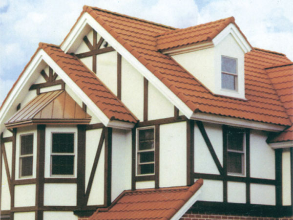 Vassa roofing tiles